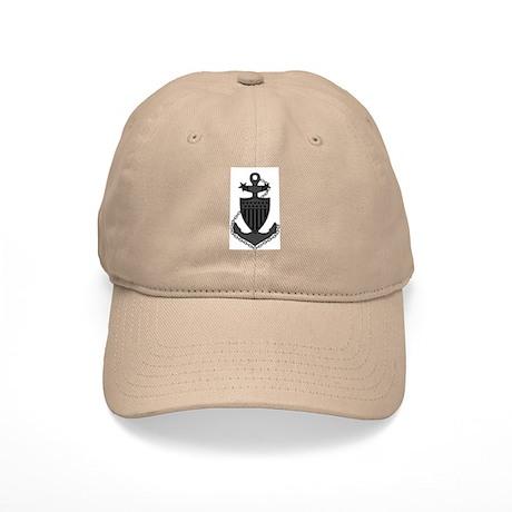 Master Chief<BR> Khaki Cap