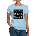 Women's T-Shirt   Passion Dream Power