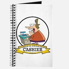 WORLDS GREATEST CASHIER Journal