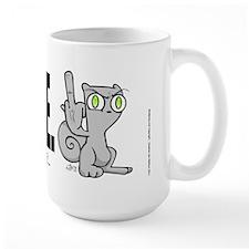 Foamy : Dislike Mug