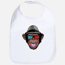 THE CHIMPSTER 3D Bib