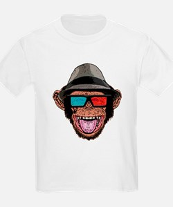 THE CHIMPSTER 3D T-Shirt