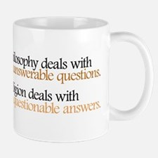 Philosophy & Religion Mug