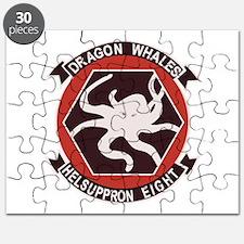 HC-8 DRAGON WHALES Puzzle