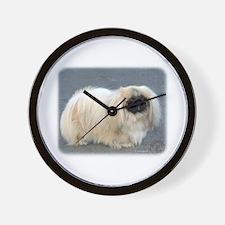 Pekingese 9P79D-1 Wall Clock