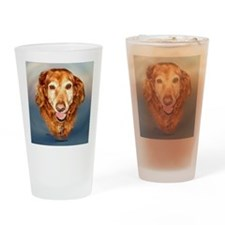 Fletcher the Golden Drinking Glass
