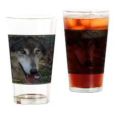Grey Wolf: Ingo Drinking Glass