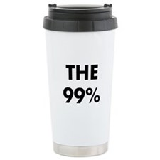The 99% Travel Coffee Mug