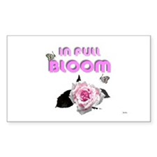 Jmcks In Full Bloom Decal