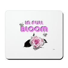 Jmcks In Full Bloom Mousepad
