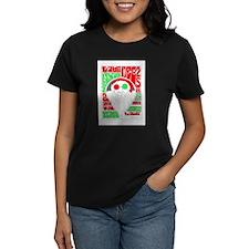 Groovy Santa Christmas Tee