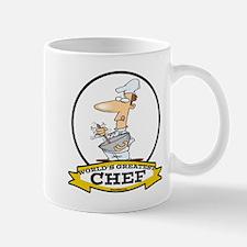 WORLDS GREATEST CHEF Mug