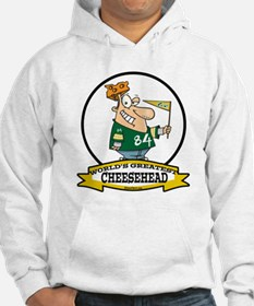 WORLDS GREATEST CHEESEHEAD Hoodie