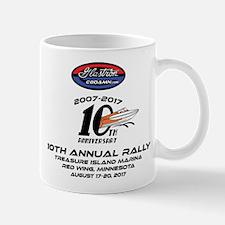 CGOAMN 10TH Anniversary Mugs