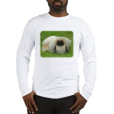 Pekingese 9W010D-040 Long Sleeve T-Shirt