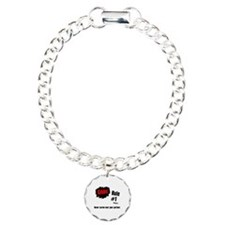 NCIS Gibbs' Rule #1 Bracelet