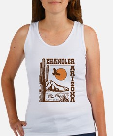 Chandler Arizona Women's Tank Top