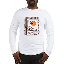 Chandler Arizona Long Sleeve T-Shirt