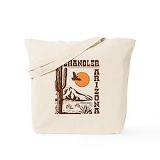 Chandler Arizona Tote Bag