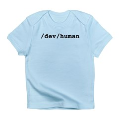/dev/human Infant T-Shirt