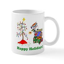 Dexter's Tree Trimming Mug