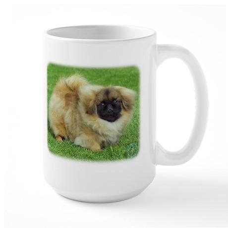 Pekingese 9W045D-034 Large Mug