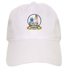 WORLDS GREATEST CASHIER MALE Baseball Cap