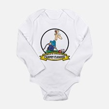 WORLDS GREATEST CARPET CLEANER Long Sleeve Infant