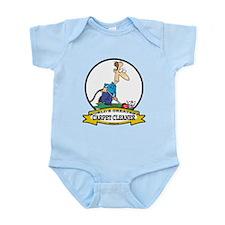 WORLDS GREATEST CARPET CLEANER Infant Bodysuit