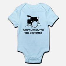 Don't Mess With Infant Bodysuit
