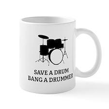 Save a Drum Mug
