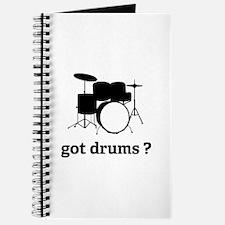 got drums ? Journal