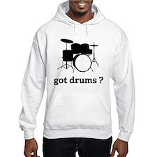 got drums ? Hoodie