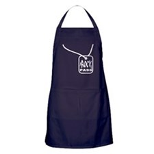 Rock Pass Apron (dark)