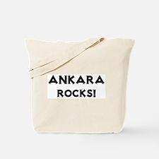Ankara Rocks! Tote Bag