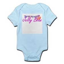 You Are My World Jelly Bean - Infant Bodysuit