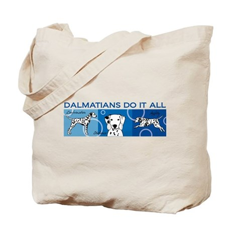 Dals Do It All Tote Bag