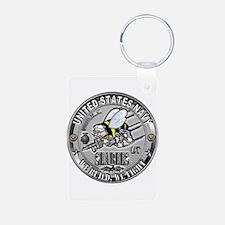 USN Seabees Utilitiesman UT Keychains