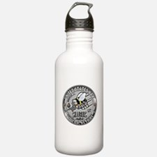 USN Seabees Utilitiesman UT Water Bottle