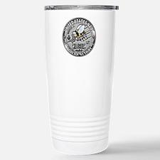 USN Seabees Utilitiesman UT Travel Mug