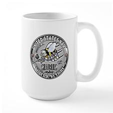 USN Seabees Utilitiesman UT Mug