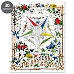 Vintage Eastern Star Signet Puzzle