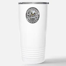 USN Seabees Equipment Operato Travel Mug