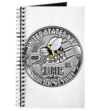 USN Seabees Equipment Operato Journal