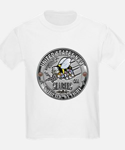USN Seabees Construction Mech T-Shirt