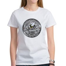 USN Seabees Construction Mech Tee