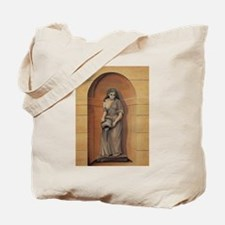 Greek Statue Tote Bag