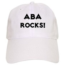 Aba Rocks! Baseball Cap