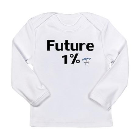 Future 1% Long Sleeve Infant T-Shirt
