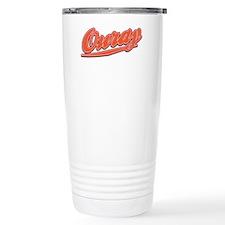 Ouray Tackle and Twill Travel Mug